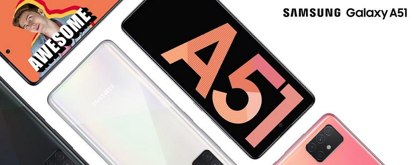 فروش ویژه سامسونگ A51